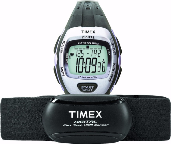 Reloj Timex Zone Trainer Blk/purp