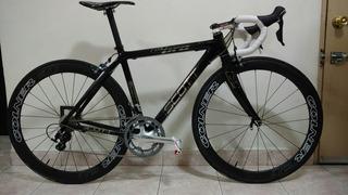 Bicicleta Ruta Scott Cr1 Carbono