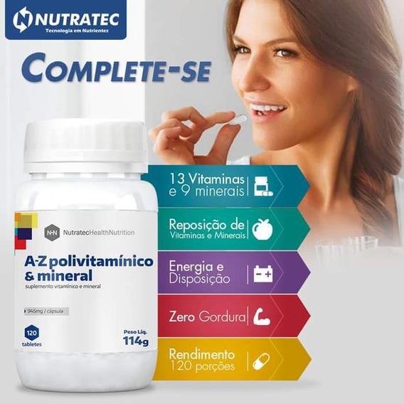 Saúde Familiar - Polivitaminico A-zinco - Ômega 3