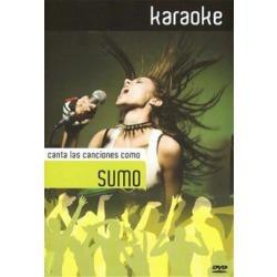Karaoke (dvd) - Canta Las Canciones Como Sumo