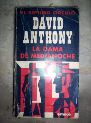 La Dama De Medianoche Por David Anthony