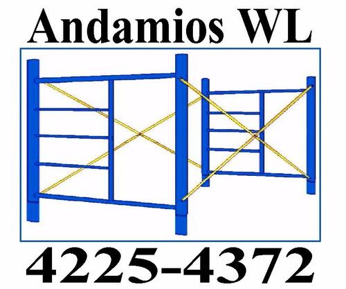 Imagen 1 de 6 de Alquiler De Andamios
