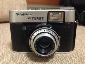 Câmera Voiglander Vitoret Antiga