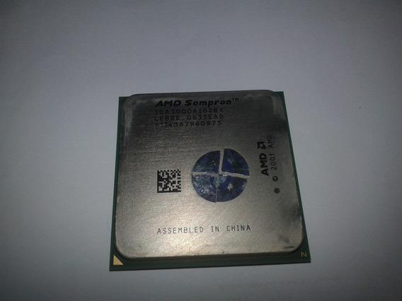 Processador Amd Sempron Ano 2001