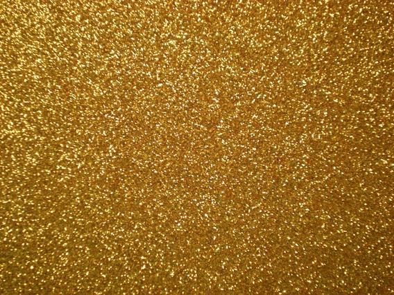 Glitter Em Pó Dourado Brilho 500 Gramas Atacado