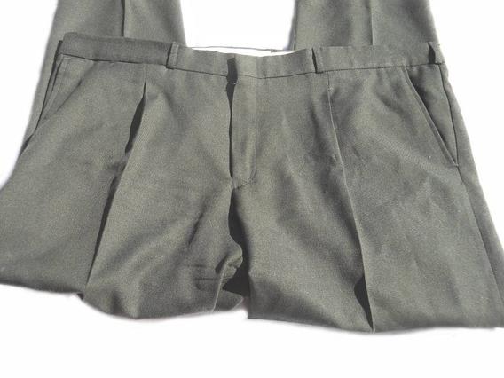 Pantalon De Vestir Hombre Gris Gabrieli Milano T Especial 60