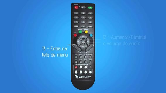 Controle Remoto Midia Box 2