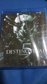 Barata Película Blu Ray Destino Final 5