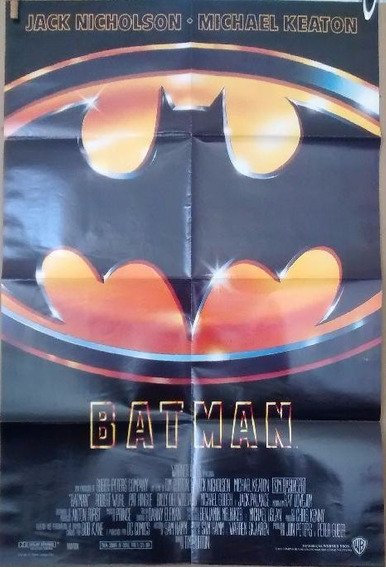Batman / Jornada Nas Estrelas V - Poster - Revista Set