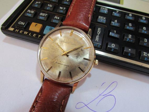 Relógio Seiko Crown Diashock (seikosha) 21 Rubis !