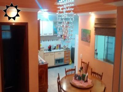 Casa Residencial Em Carapicuiba - Sp, Vila Silviania - Ca09030