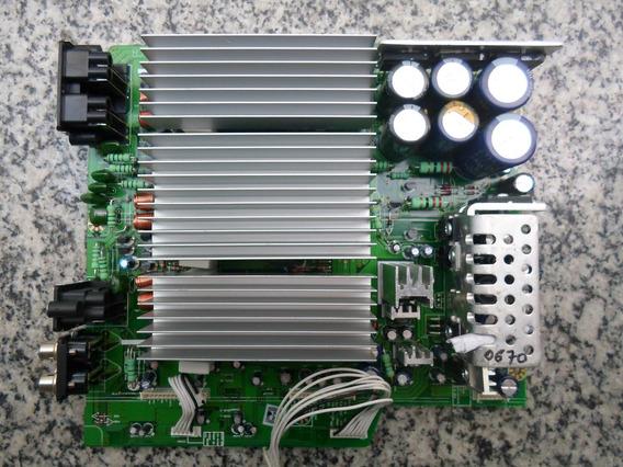 Placa Saída De Áudio Som Gradiente Ah41-00573a