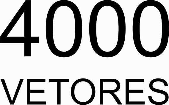 4000 Vetores (estampas, Logos, Bandeiras, Brasões E Outros)