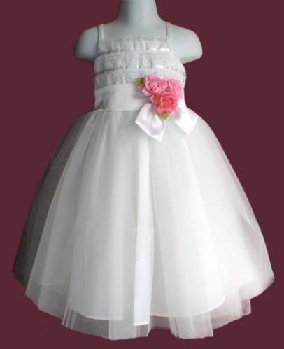 Hermoso Vestido !!! Para Fiesta Talles 2-3-4-5-6 Miralo !!