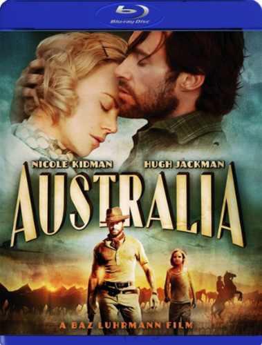 Imagen 1 de 3 de Blu-ray Australia / De Baz Luhrmann