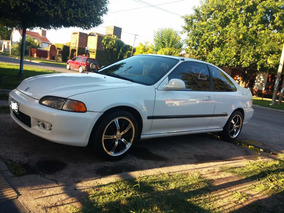Honda Civic Coupe 1994 Impecable. Única