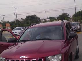 Pongo A La Venta Mi Jeep Compass Modelo -- 2014 --