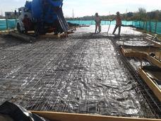 Constructora Losa Hormigón Armado Plateas / Remodelaciones.