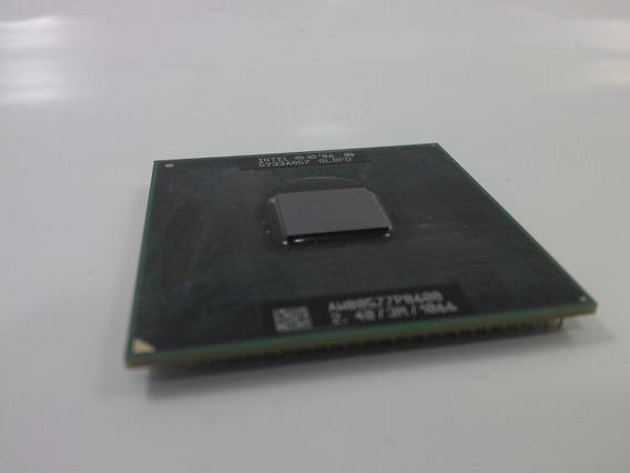 Intel® Core2 Duo Processor P8600 3m Cache, 2.40 Ghz, 1066