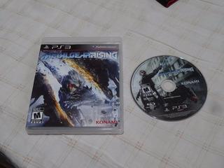 Metal Gear Rising Revengeance Para Ps3 Playstation 3