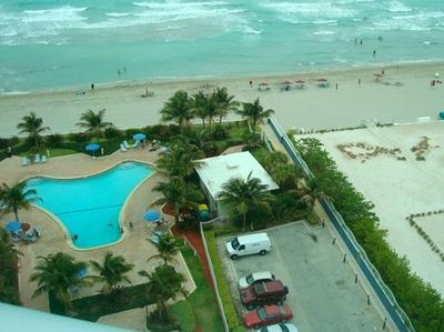 Alquiler Departamento Miami 1 Y 2 Dorm En Suite Sobre El Mar