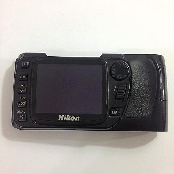 Nikon D80 Tampa Traseira Com Display