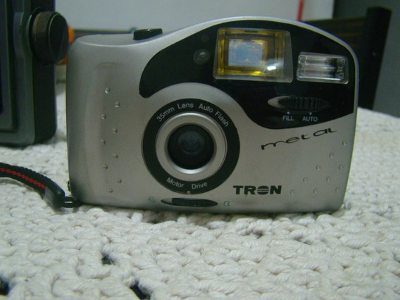 Câmera Fotográfica Tron Metal