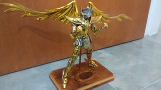Bases Myth Cloth, Figuras Anime, Neca, 10 X 15