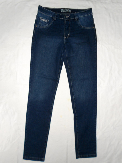 Jean Elastizado Para Mujer