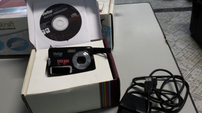 Máquina Fotográfica Vivitar Vivicam S029 16 Megapixels