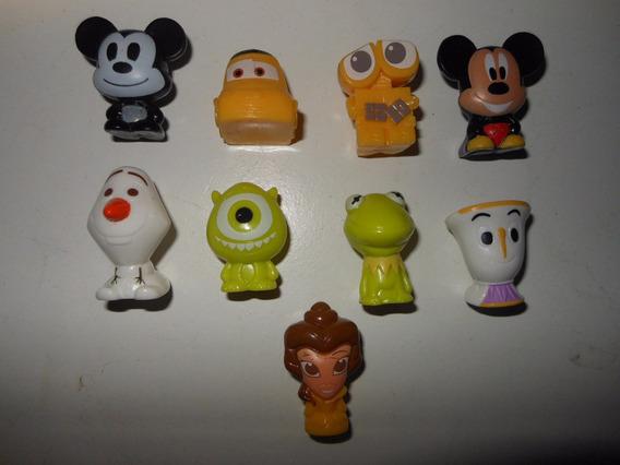Lote Com 9 Gogos Disney Em Ótimo Estado