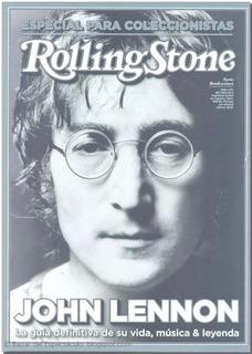 John Lennon - Especial Revista Rolling Stone - Nuevo