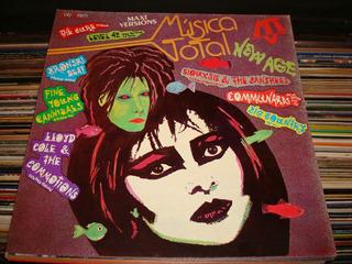 Musica Total New Age Maxis - Lamina Del Vinilo - Varios