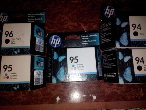 Cartuchos Originales Nuevos Hp 94 Negro