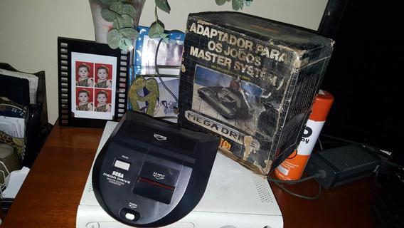 Adaptador Para Jogos De Master System No Mega Drive