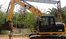 Escavadeira Caterpillar 312dl Ano: 2012