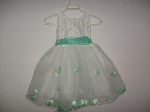 Vestido De Fiesta Talles 2-3-4-5-6