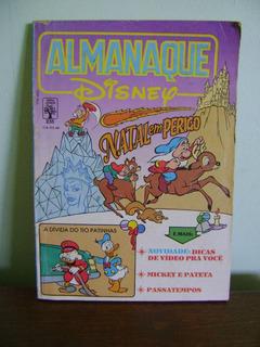 Almanaque Disney 235 - Editora Abril Jovem Hq Gibi Quadrinho