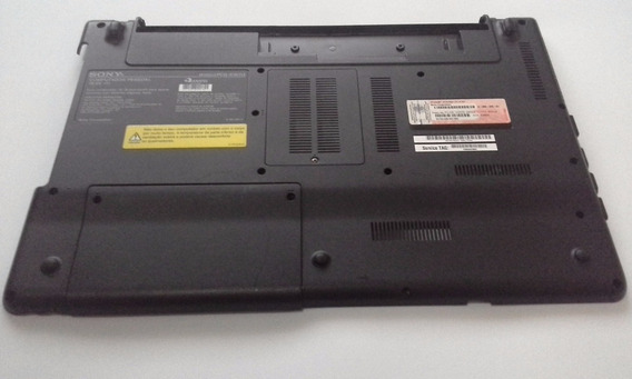 Carcaça Base Inferior Notebook Sony Vaio Pcg61611x