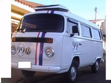 Volkswagen Kombi 1.6,1999, Gas, 9 Lug, Luxo, Ar Condicionado