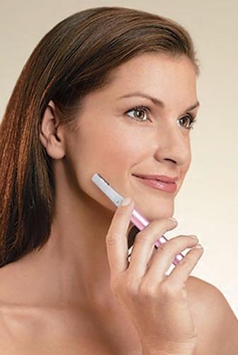 Micro Trimm Groomer Depiladora Afeitadora Para Dama Facial