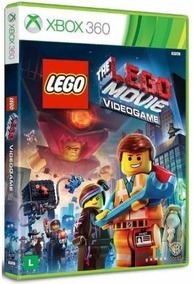 Game The Lego Movie Videogame - Xbox-360