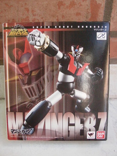 Mazinger Z Chogokin Super Robot Bandai Japon Original