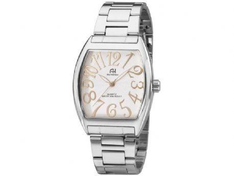 Relógio Ana Hickmann Prata Com 1 Ano De Garantia Ah20079q P