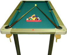Alquiler Mesa De Pool , Metegol , Ping Pong , Sapo, Tejo