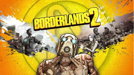 Borderlands 2 Steam Pc Jogo Original Key