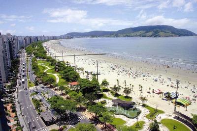 Locação De Kitnet Na Praia Por Temporada.