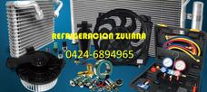 Contacto Refrigeracion Zuliana