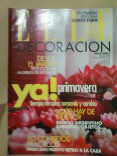 Revista Elle, Número 138, Vivir Con Arte, Decoración-#7
