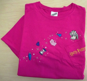A8861 Camiseta Mangas Curtas Harry Potter - Original Da Wa